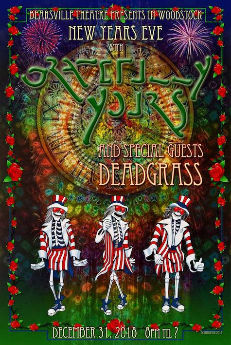 Deadgrass New Years Eve 2018